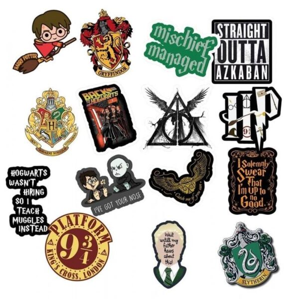 Harry Potter Value Stickers Pack