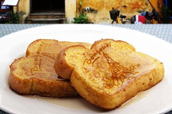 French Toast Bread Stamper