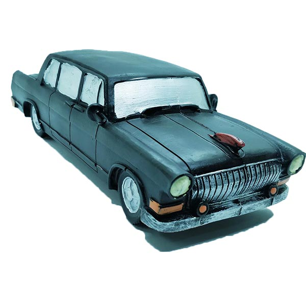 Vintage Classic Car Resin