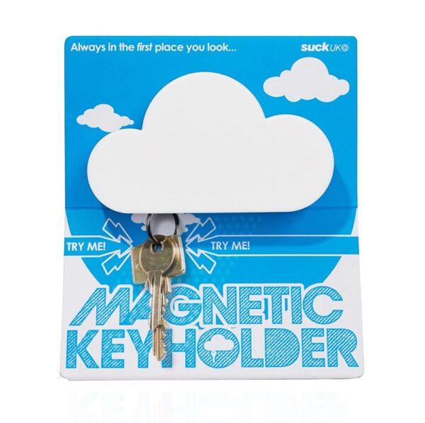 Cloud Magnetic Wall Key Holder