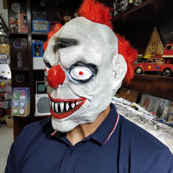 Party Prank Clown Mask