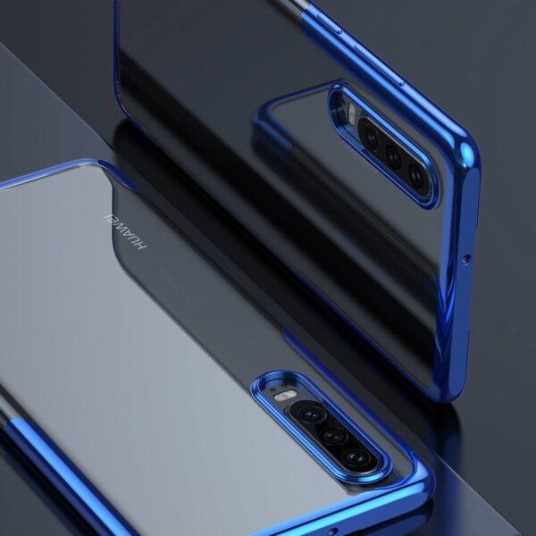 Baseus Shining Case gel cover for Huawei P30
