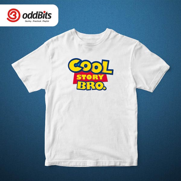 cool story White