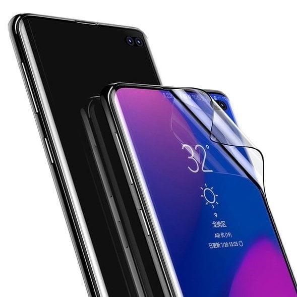Baseus 2x Pack 3D Screen Protector Samsung Galaxy S10 & S10+