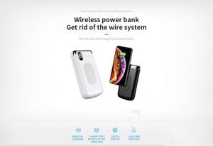 Joyroom D-M194 Gezhi series Wireless power bank