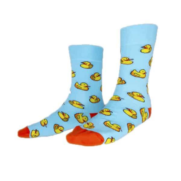 In Ducks we trust Socks