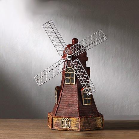 Vintage Dutch Wind Mill