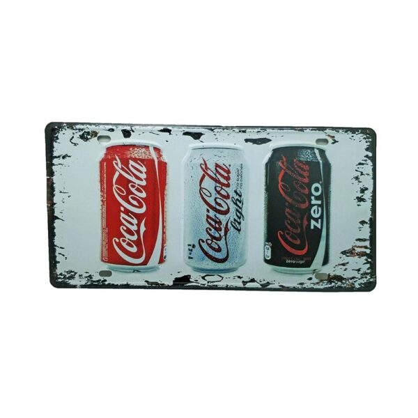 CocaCola Cans