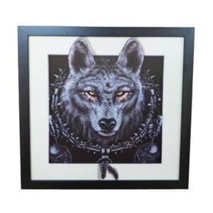 Barbwire Wolf