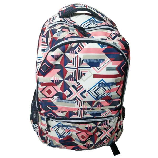 Abstract Back Pack