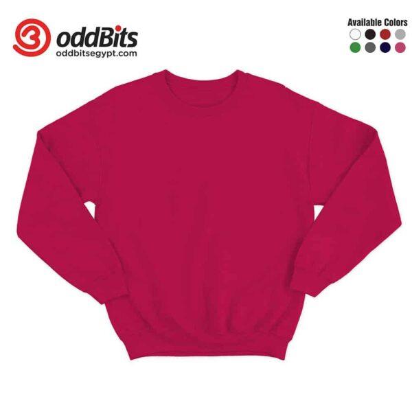 KIDS sweet shirt Fuschia