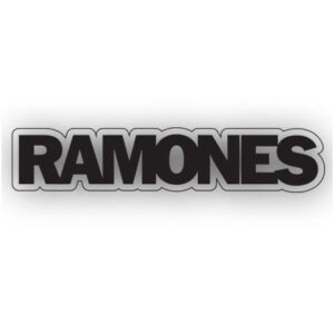 Ramones Vinyl Sticker