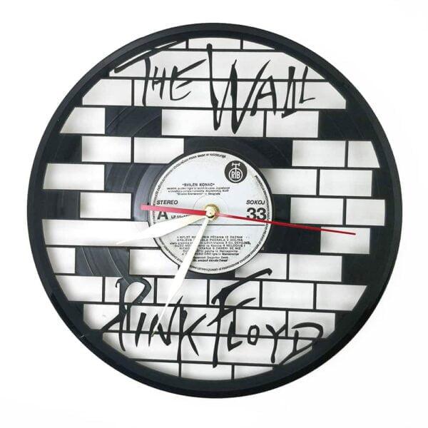 Pink Floyd The Wall Vinyl Record Clock