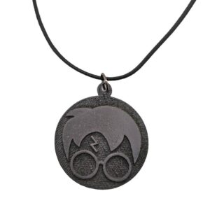 Harry Potter Silhouette Necklace