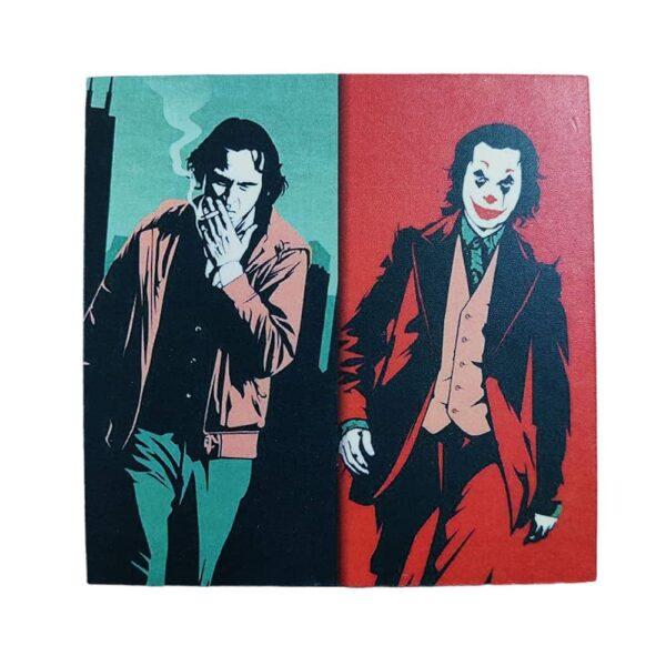 The Joker Wooden Coaster