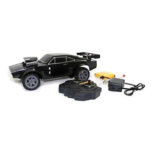 118 Fast And Furious Dodge RC Radio Remote Control Racing Drift Car Vehicle Toy