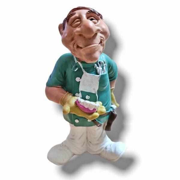 Dentist 2 Resin Statue Figurine