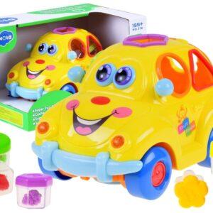 Hola Super Fun Fruit Car