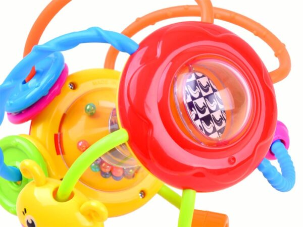 Hola Toddlers World Activity Ball