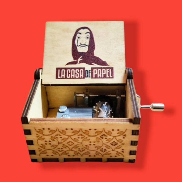 La Casa De Papel - Money Heist Bella Ciao music box