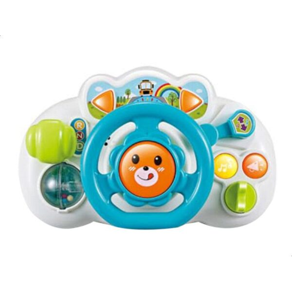 The toy is made of non-toxic, environmentally friendly and ammonia-free materials Soft and safe toy It provides endless hours of fun and entertainment Add fun to your child's toy set It enhances mind skills, hand-eye coordination and motor skills It helps in providing calmness to kids