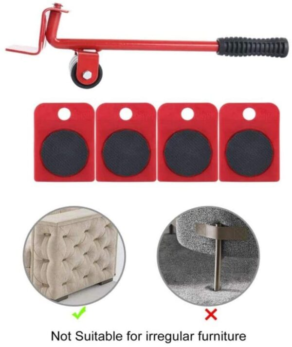 Furniture Lifter Easy Moving Sliders