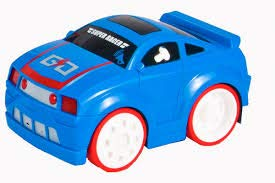 Max King Touch N Go Racers Cars