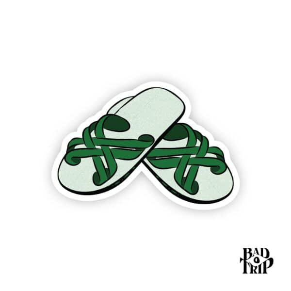 Slippers by Bad Trip