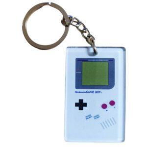 Game Boy Keychain