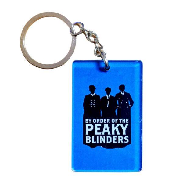 Peaky Blinders Order Keychain