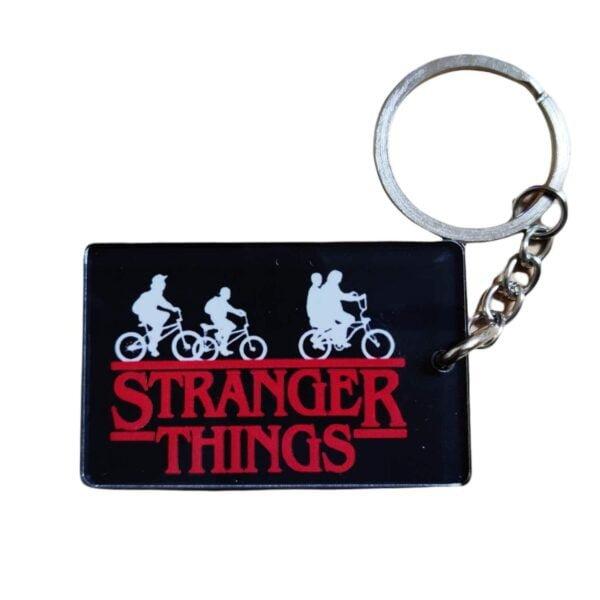Stranger Things Keychain