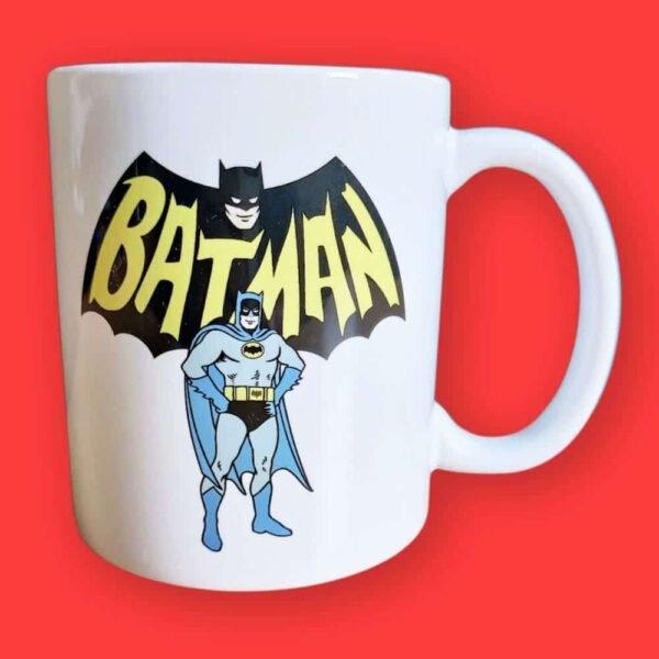 Batman Comic Ceramic Mug