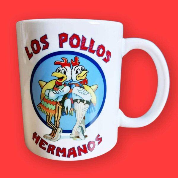 Breaking Bad Los Pollos Ceramic Mug