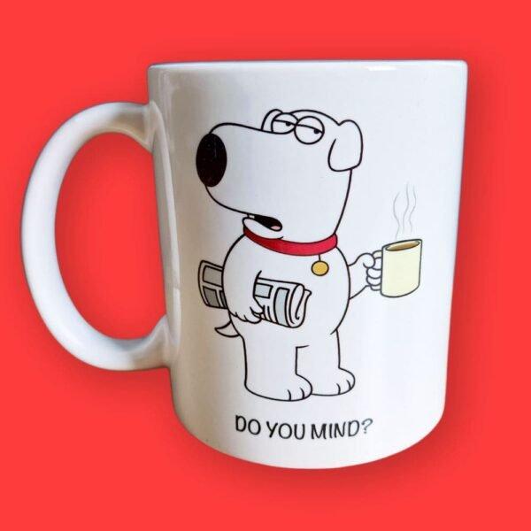 Family Guy Brian Ceramic Mug