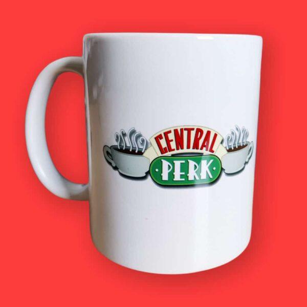 Friends Central Perk Ceramic Mug