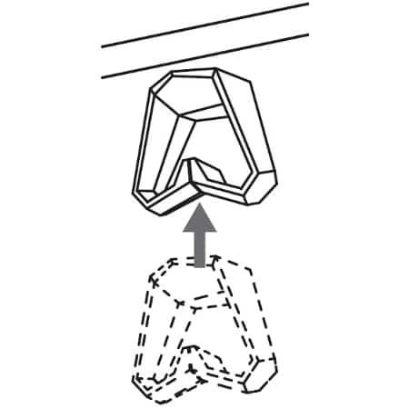 Hanger Clip – Pack of 2