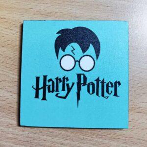 Harry Potter Wooden Coaster