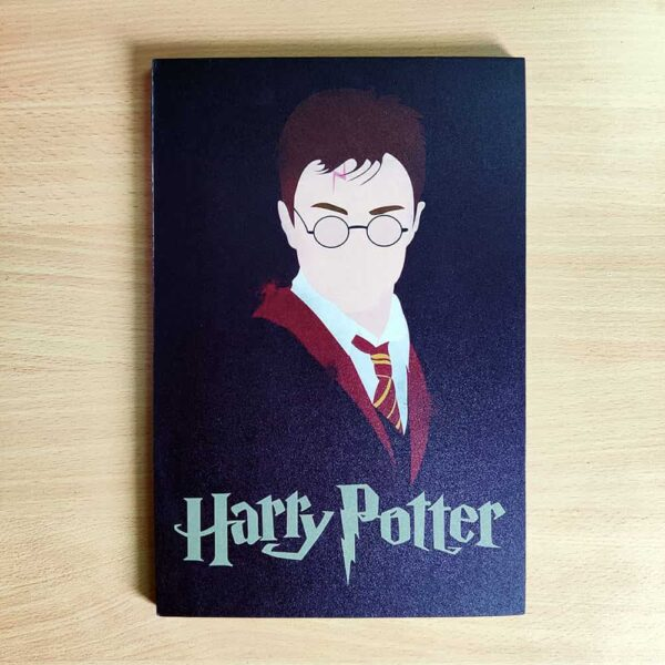 Harry Potter Wooden Wall Poster