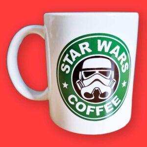 Star Wars Coffee Ceramic Mug