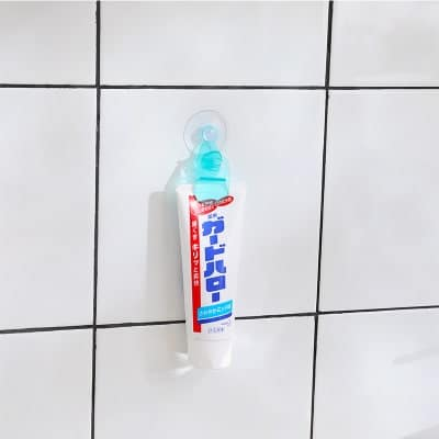 Toothpaste Clip Wall Hanging