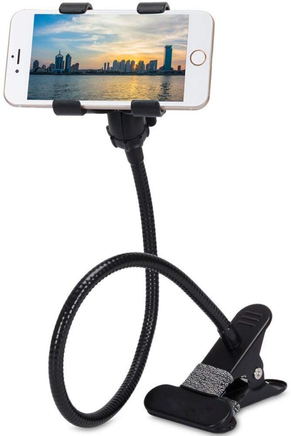 Universal Metal Lazy Mount Flexible Mobile Stand