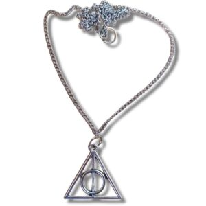 Harry Potter Deathly Hallows Hermione Necklace Pendant