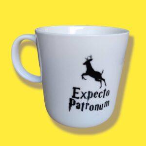 Harry Potter Expecto Patronum Ceramic Mug