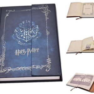 Vintage Notebook Harry Potter Journal Book Diary Book